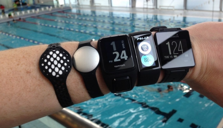 Get In The Swim Of Things With The Best Fitness Trackers