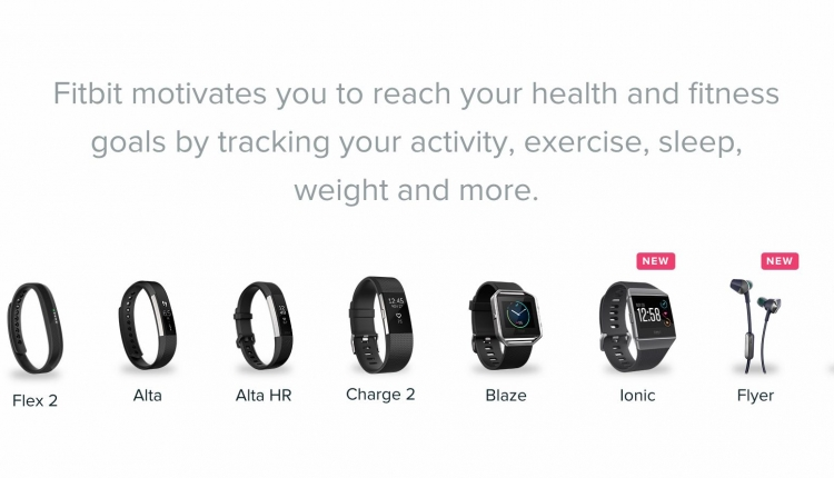 An Ultimate Review Of The Fitbit Fitness Trackers | inKin