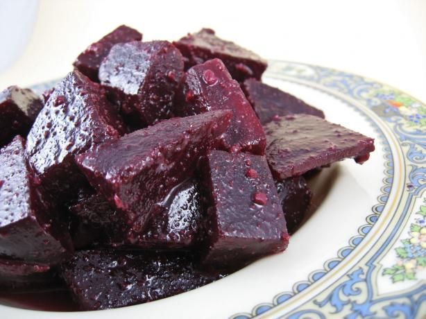 Moroccan Beet Salad Recipe on inKin Fitness and Health Blog