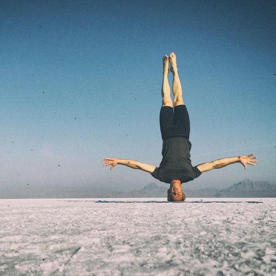 Unsupported Headstand | inKin Fitness Blog