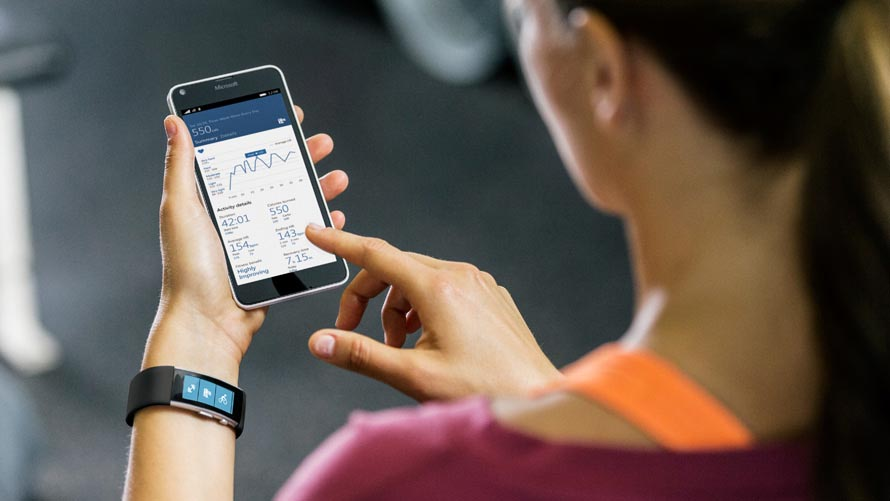 Microsoft Band 2 | inKin Fitness Blog