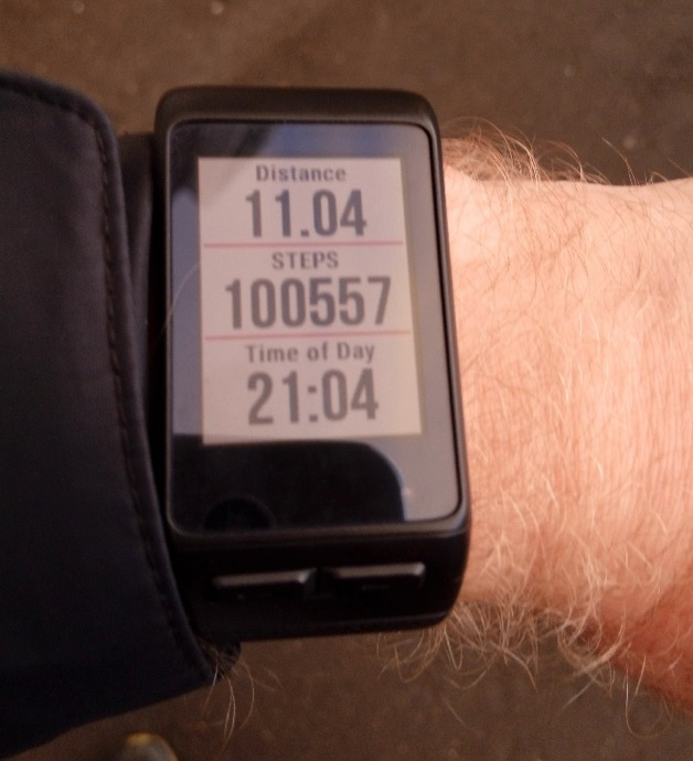 How I made 100.000 steps in 1 day | inKin Fitness Blog