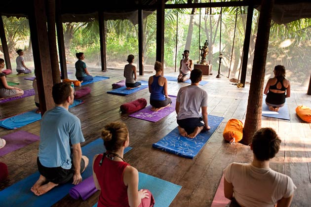 Ashiyana Yoga Retreat | inKin Blog