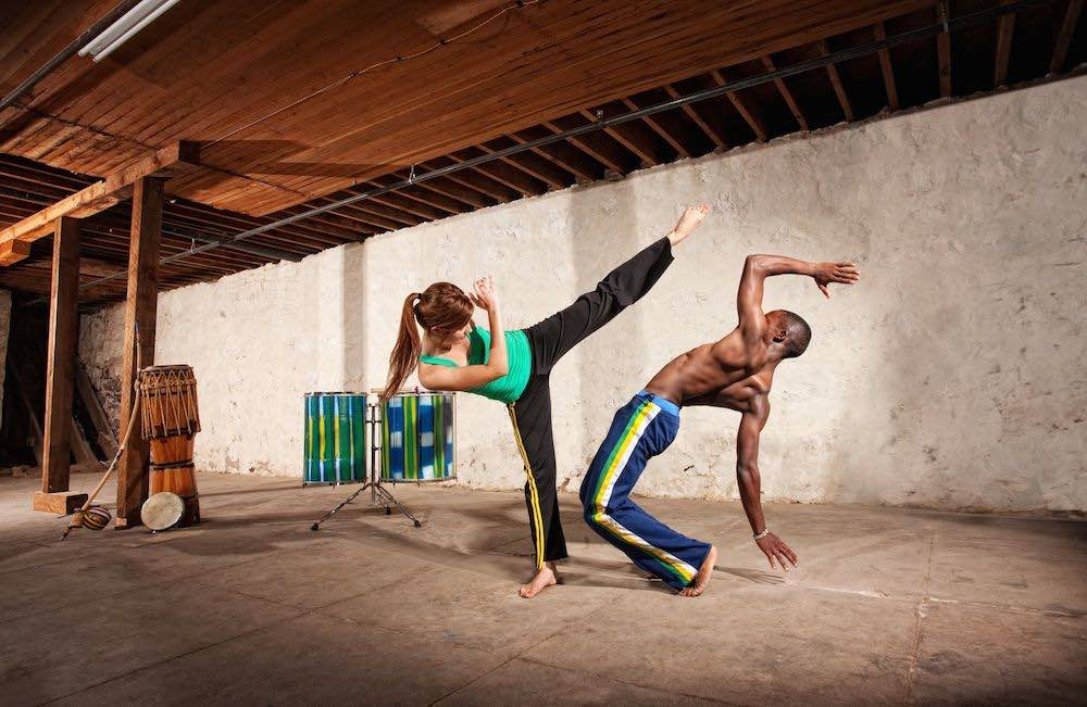 10 Awesome Workouts To Try. Capoeira
