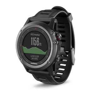 Garmin Fenix 3 Fitness Tracker on inKin Blog