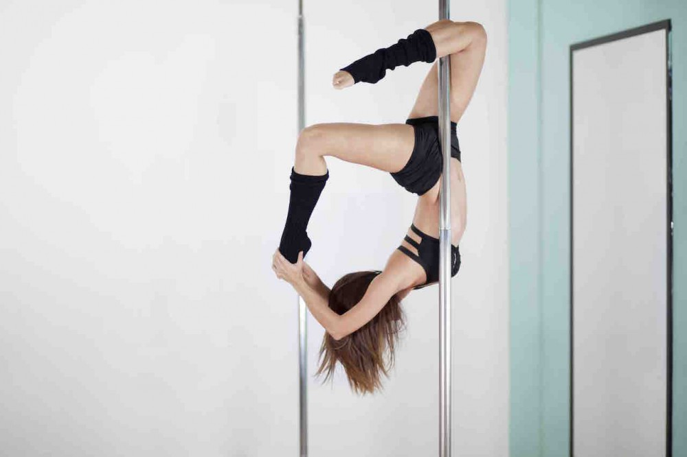10 Awesome Workouts To Try. Pole Fitness