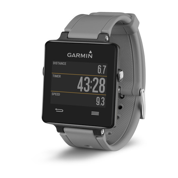 Garmin Vivoactive Fitness Tracker on inKin Blog