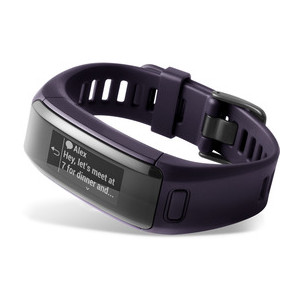 Garmin Vivosmart HR Fitness Tracker on inKin Blog