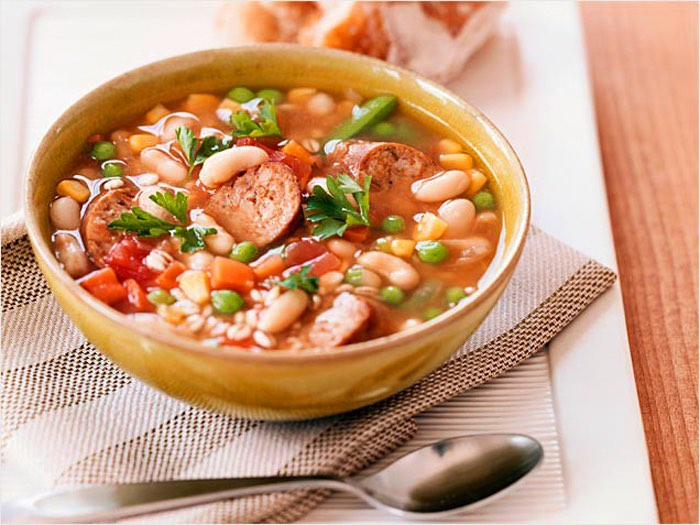 Tuscan Bean Soup | inKin Fitness and Health Blog