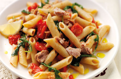 Whole Wheat Pasta with