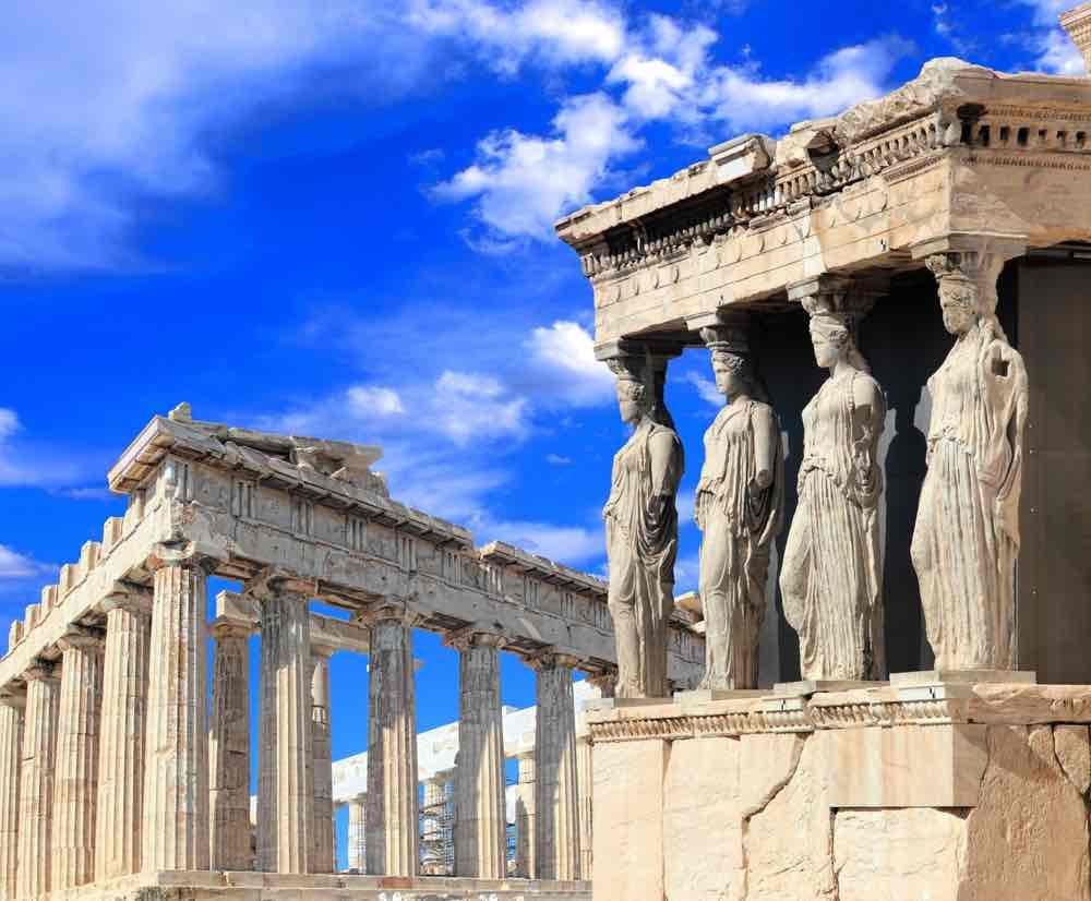 Афина город в греции