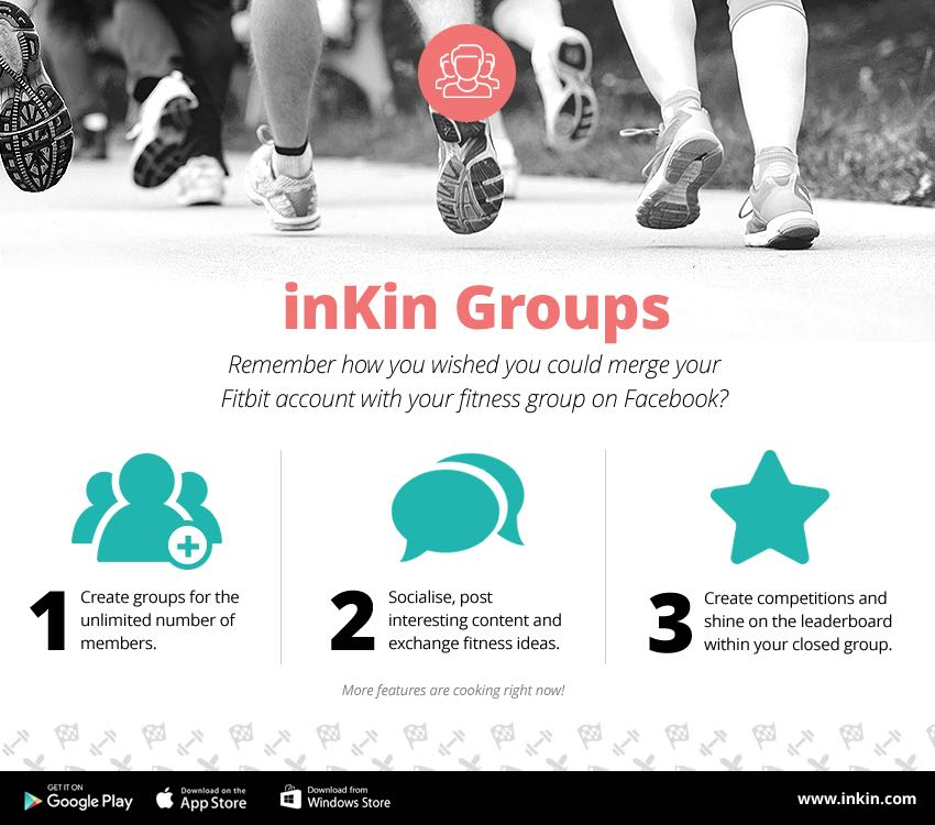 inKin Group feature