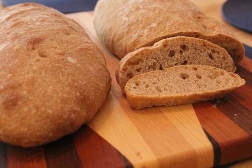 Spelt Italian Bread | inKin Fitness and Health Blog