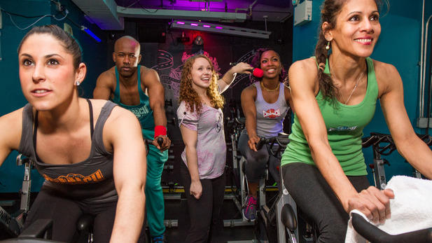 10 Awesome Workouts To Try. Karaoke Spin