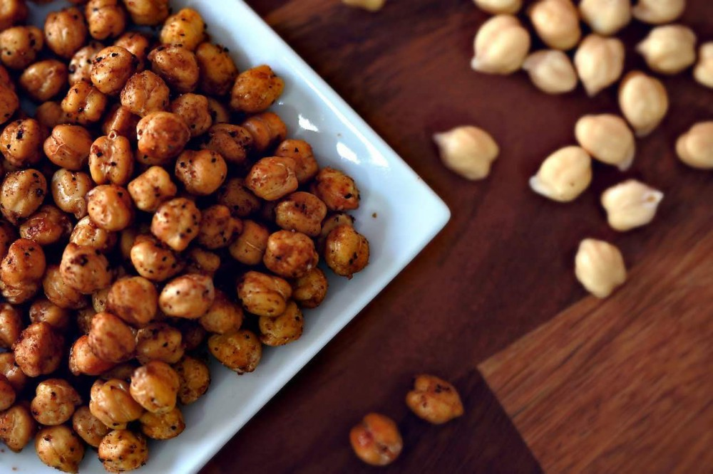 Roasted Chick Peas and Fava Beans | inKin Blog