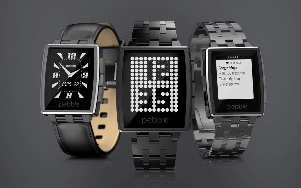Pebble Design and Screen Display | inKin Blog