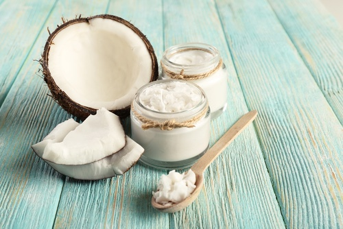 Coconut oil on inKin Fitness and health blog