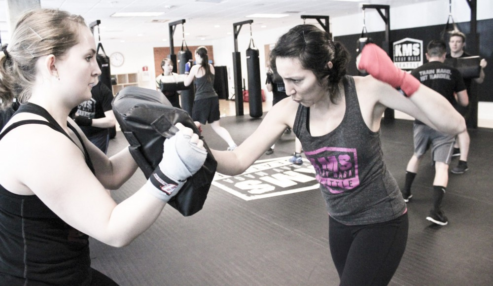 10 Awesome Workouts To Try. Krav Maga