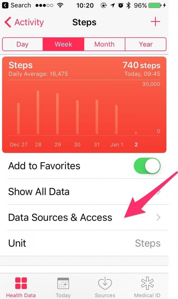 How to connect the Apple Watch and HealthKit app to inKin Social Fitness Platform. Step 3.1