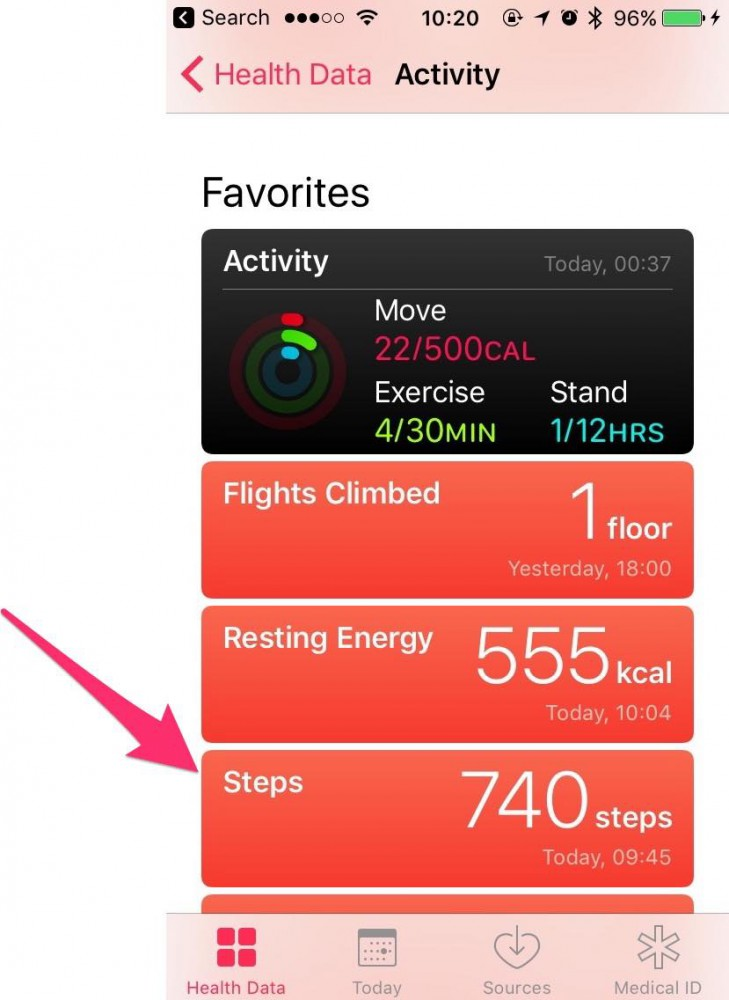 How to connect the Apple Watch and HealthKit app to inKin Social Fitness Platform. Step 3