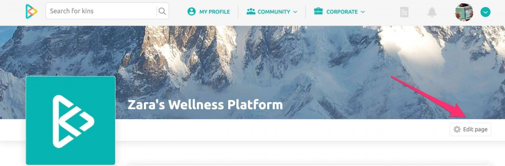 How to create a corporate wellness platform Step 3.1