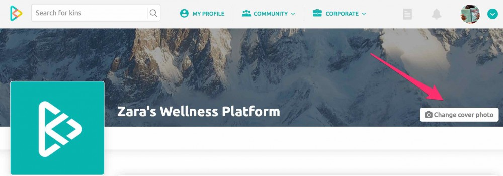 How to create a corporate wellness platform Step 3.2