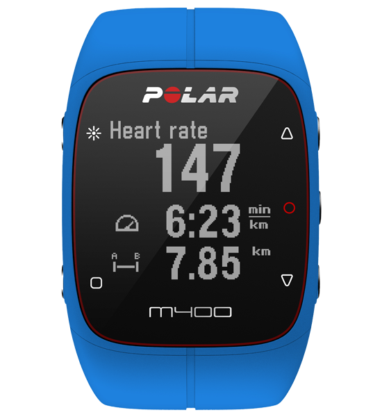 Wearable Steps Distance Activity Burned Calories Sleep Analysis Pulse (HR) Polar M400