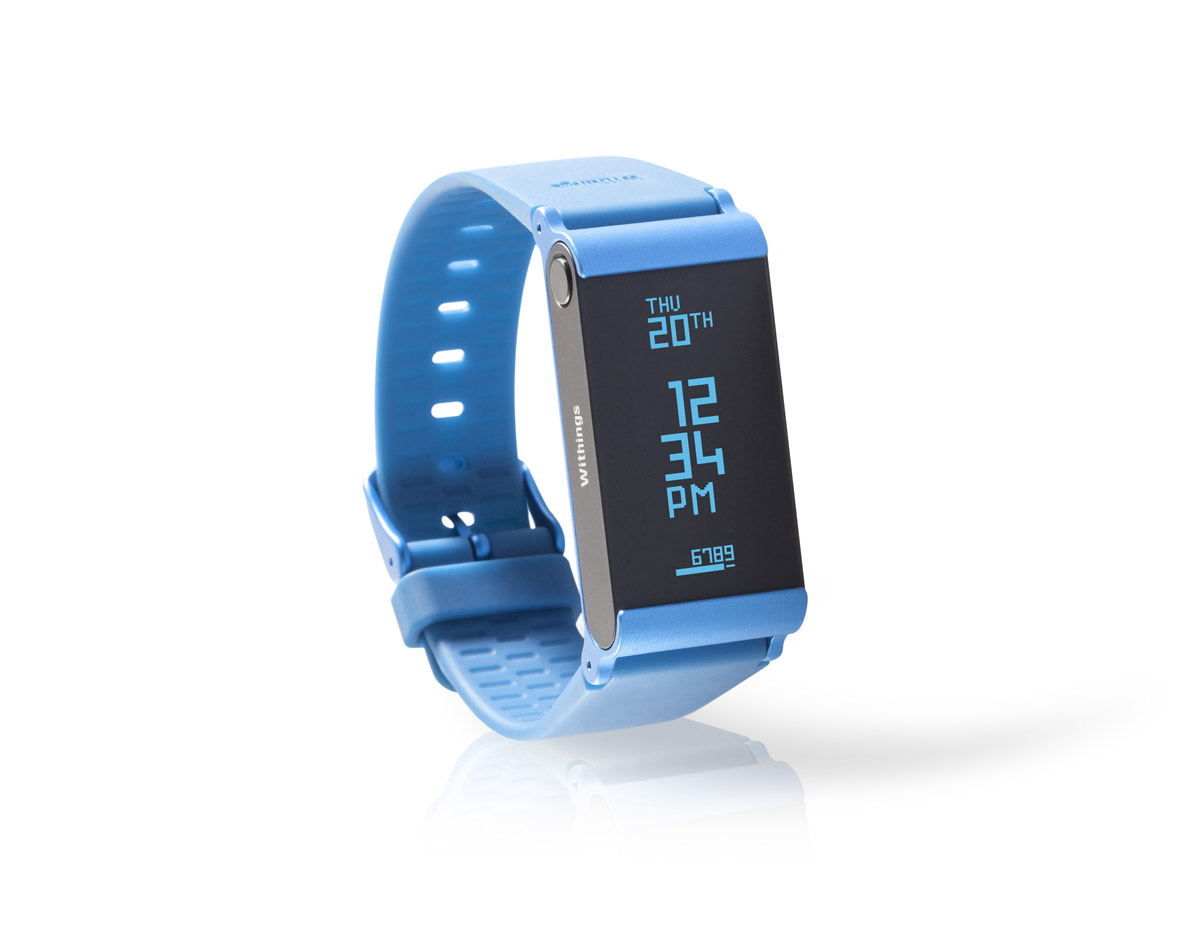 Wearable Steps Distance Activity Burned Calories Sleep Analysis Pulse (HR) Floors Climbed Withings Pulse Ox