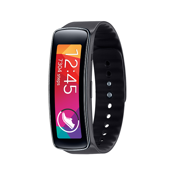 Wearable Steps Distance Activity Burned Calories Sleep Analysis Pulse (HR) Samsung Gear Fit