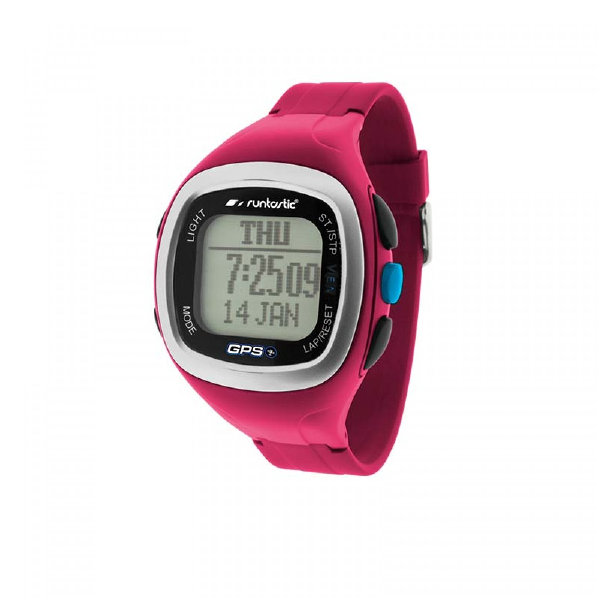 Wearable Steps Distance Activity Burned Calories Sleep Analysis Pulse (HR) Runtastic GPS Watch and Heart Rate Monitor