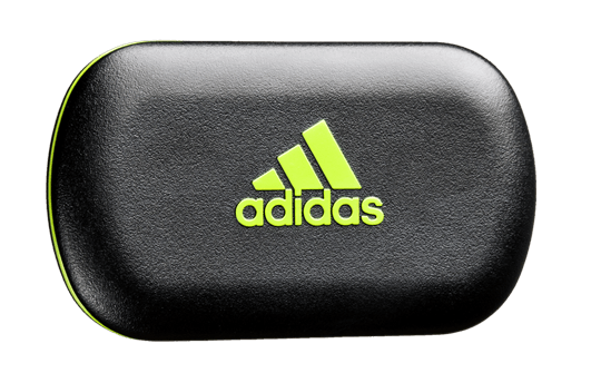 Wearable Burned Calories Pulse (HR) Adidas miCoach Heart Rate Monitor