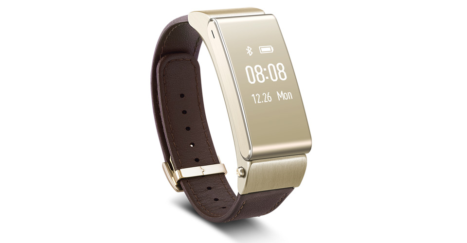 Wearable Steps Distance Activity Burned Calories Sleep Analysis Huawei TalkBand B2