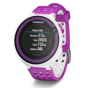 Wearable Steps Distance Burned Calories Garmin Forerunner 220