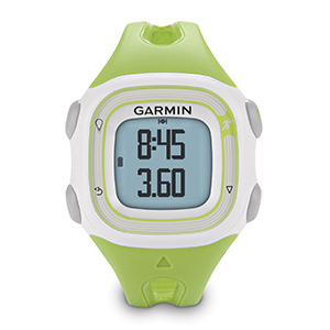 Wearable Distance Burned Calories Garmin Forerunner 10