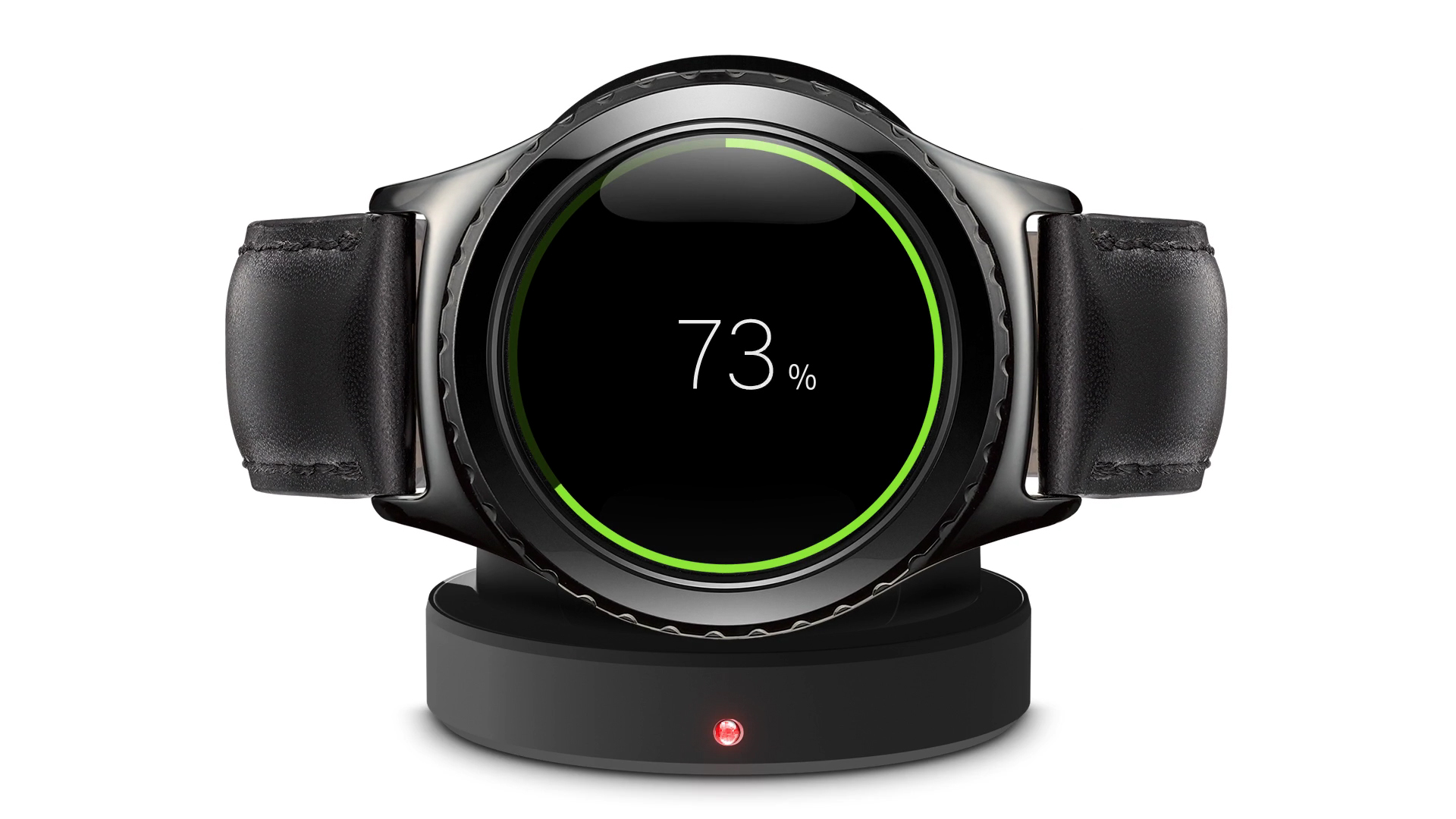 Wearable Steps Distance Activity Burned Calories Pulse (HR) Samsung Gear S2