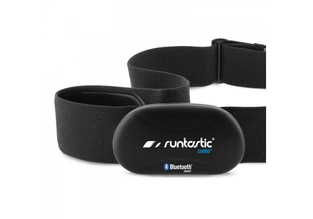 Wearable Distance Burned Calories Pulse (HR) Runtastic Heart Rate Monitor Combo