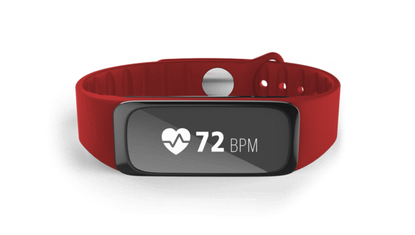 Wearable Steps Distance Activity Burned Calories Sleep Analysis Pulse (HR) Striiv Fusion Bio