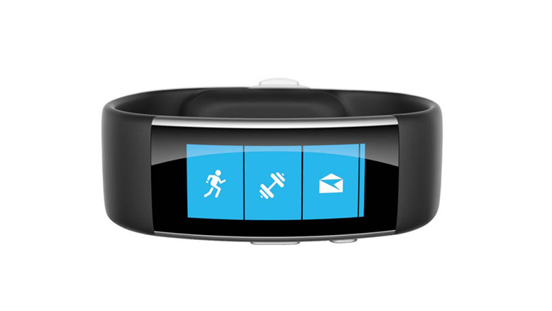 Wearable Steps Distance Activity Burned Calories Sleep Analysis Pulse (HR) Floors Climbed Microsoft Band 2