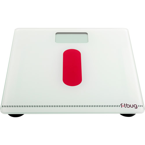 Wearable Weight Body Fat % Fitbug Wow Scales