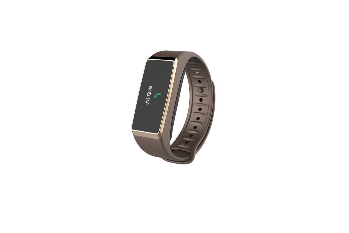 Wearable Steps Distance Activity Burned Calories Sleep Analysis Pulse (HR) MyKronoz ZeFit2 Pulse