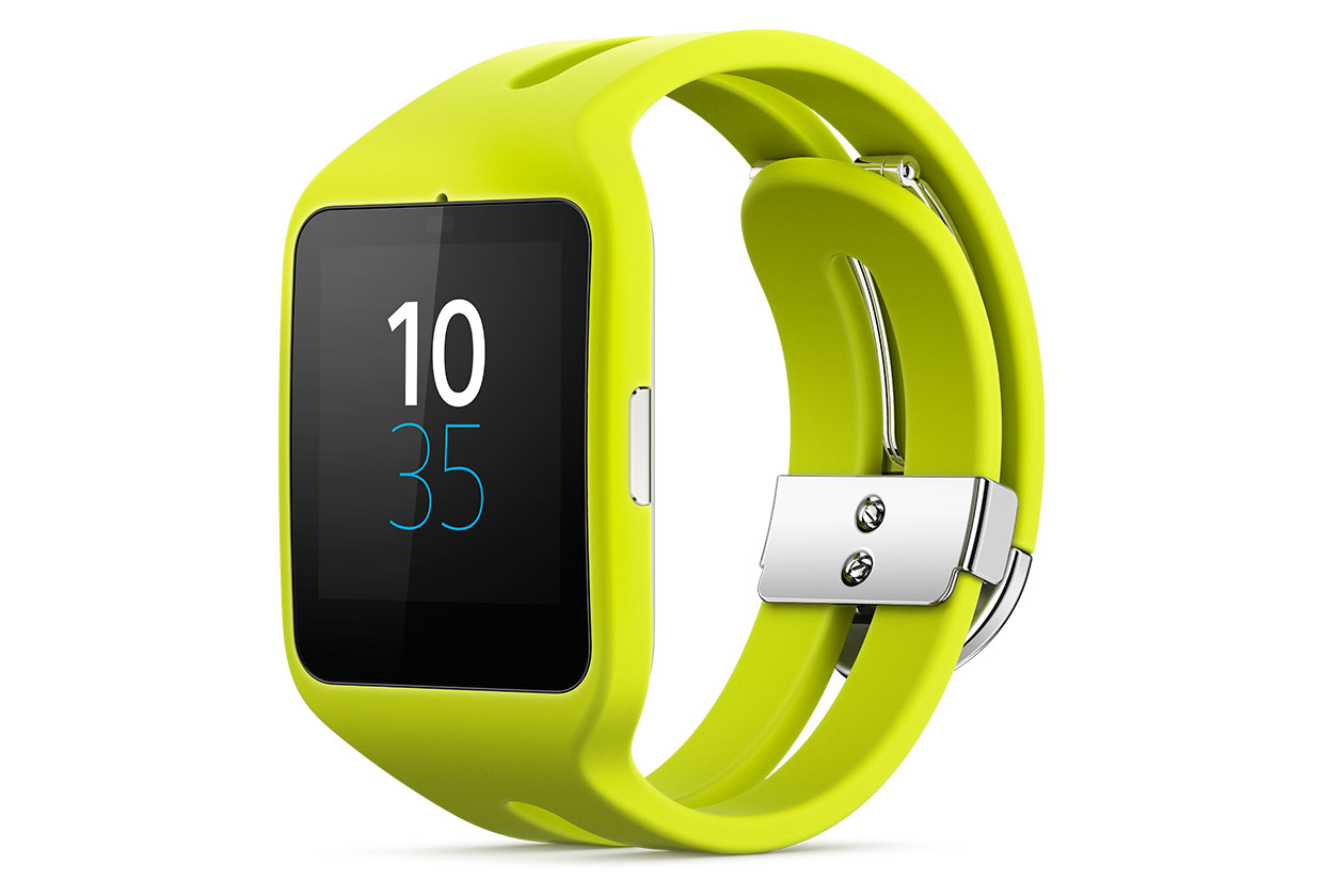 Wearable Steps Distance Activity Burned Calories Sleep Analysis Sony SmartWatch 3 SWR50