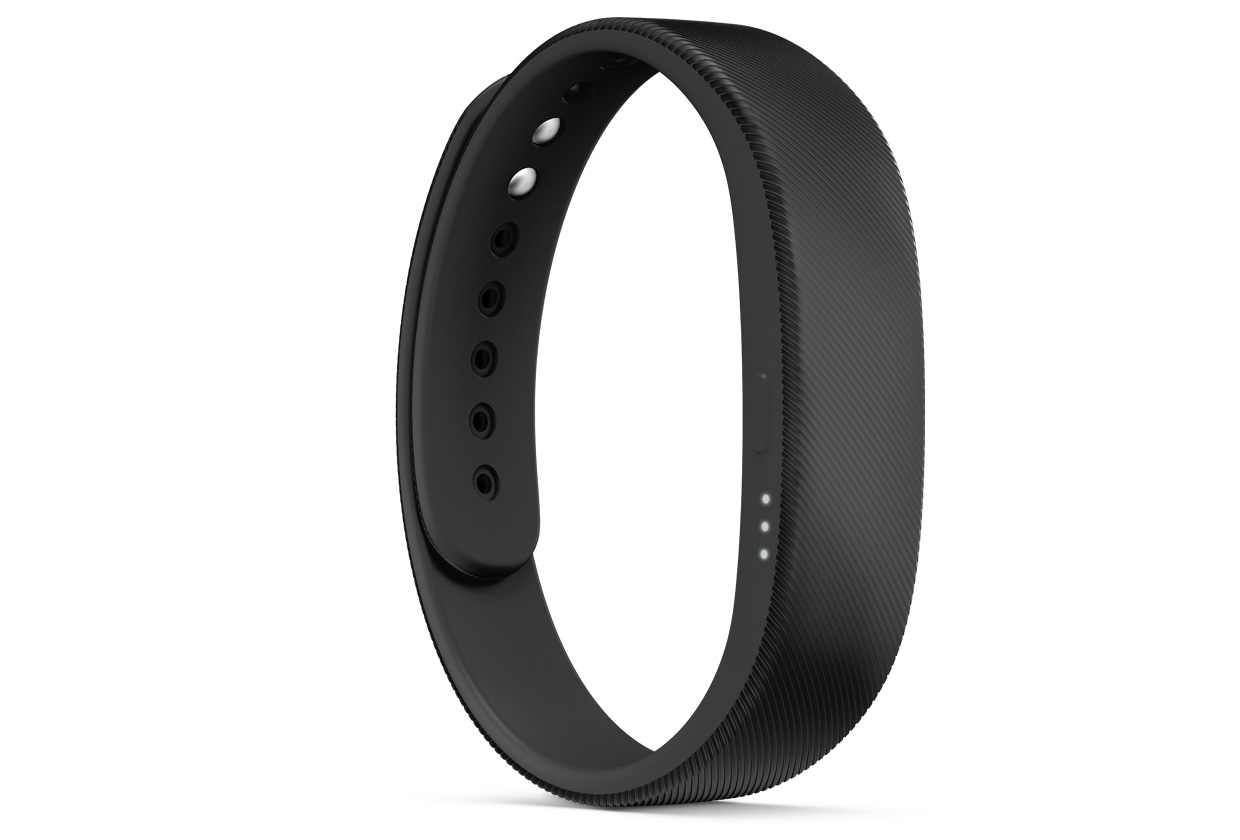 Wearable Steps Distance Activity Burned Calories Sleep Analysis Sony SmartBand SWR10
