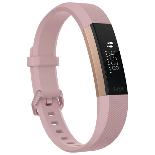 Wearable Steps Distance Activity Burned Calories Sleep Analysis Pulse (HR) Fitbit Alta HR