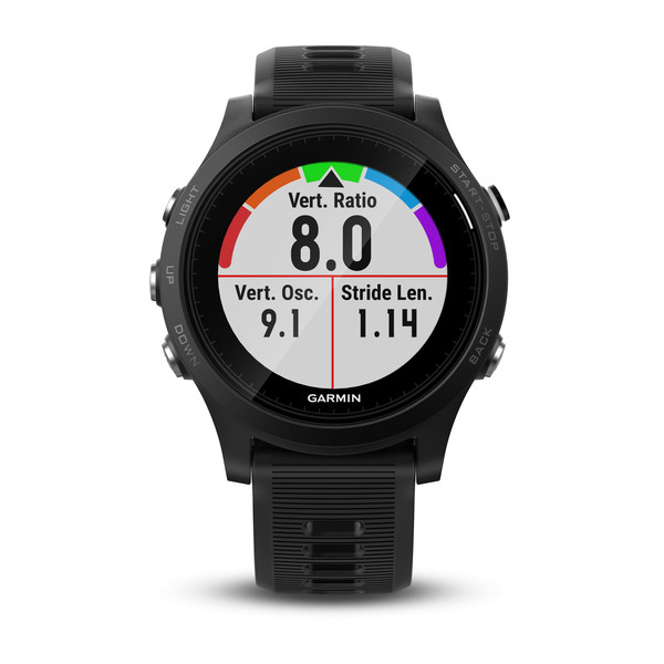 Wearable Steps Distance Activity Burned Calories Sleep Analysis Pulse (HR) Floors Climbed Swim Garmin Forerunner 935