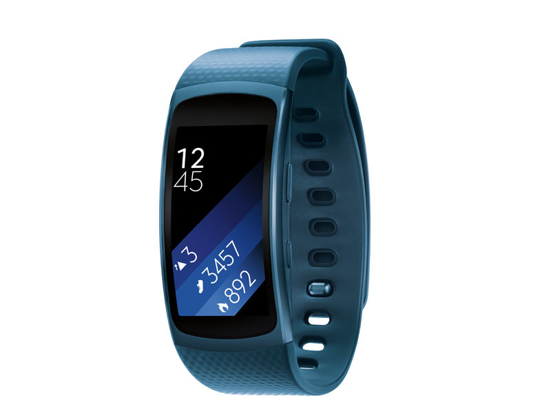 Wearable Steps Distance Activity Burned Calories Sleep Analysis Pulse (HR) Floors Climbed Samsung Gear Fit 2