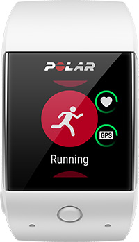 Wearable Steps Distance Activity Burned Calories Sleep Analysis Pulse (HR) Swim Polar M600