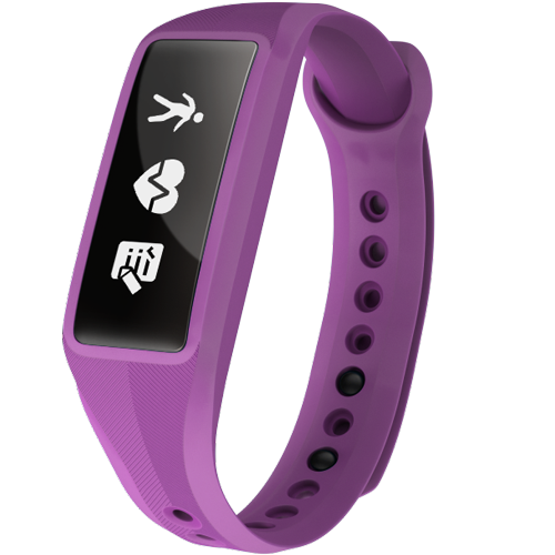 Wearable Steps Distance Activity Burned Calories Sleep Analysis Pulse (HR) Striiv Fusion Bio 2