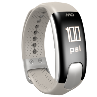 Wearable Steps Distance Activity Burned Calories Sleep Analysis Pulse (HR) Mio Slice