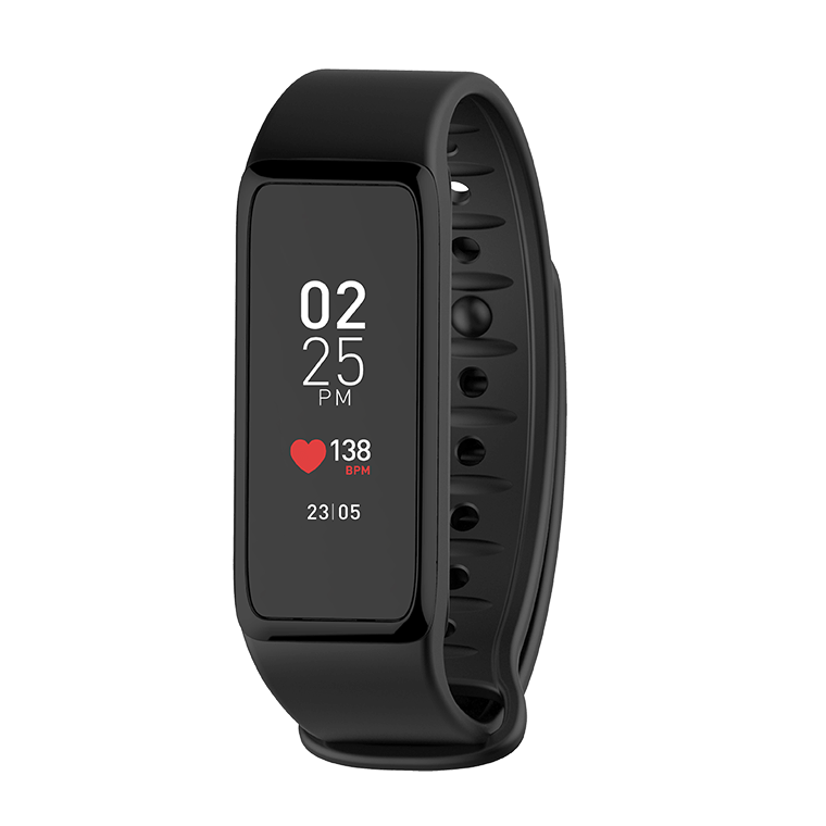 Wearable Steps Distance Activity Burned Calories Sleep Analysis Pulse (HR) MyKronoz ZeFit 3 HR