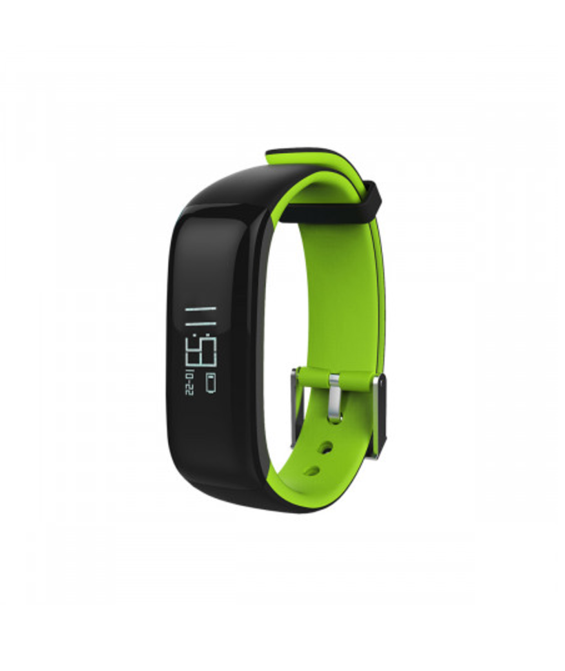 Wearable Steps Distance Activity Burned Calories Sleep Analysis Pulse (HR) Merlin ActiFit Go